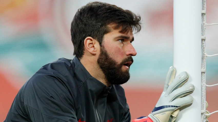 Liverpool goalkeeper Alisson's father drowns in Brazil – reports