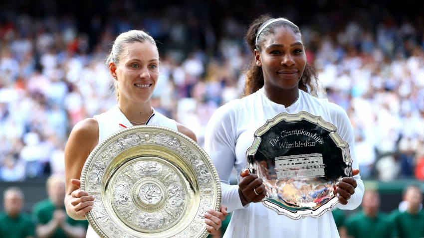 Serena insists she's 'just getting started' after stunning Wimbledon run