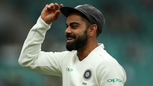 Kohli credits collective after record 28th Test win as India captain