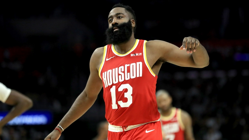 Officials admit James Harden dunk should have counted in contentious Rockets defeat