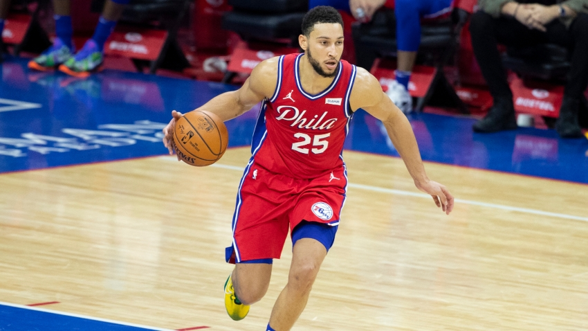Things like that happen – Simmons was unfazed by trade talk