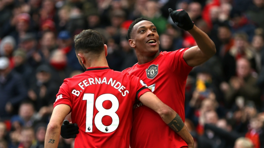 Solskjaer hails Fernandes effect after Man Utd win over Watford
