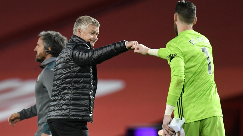 Man Utd boss Solskjaer upbeat despite missed opportunity in Champions League race