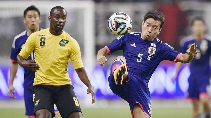 Jamaica's U22s to play Japan December 28