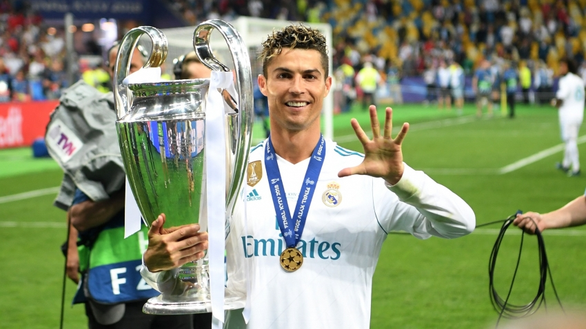 Real Madrid 'should never have let Cristiano Ronaldo leave for Juventus'