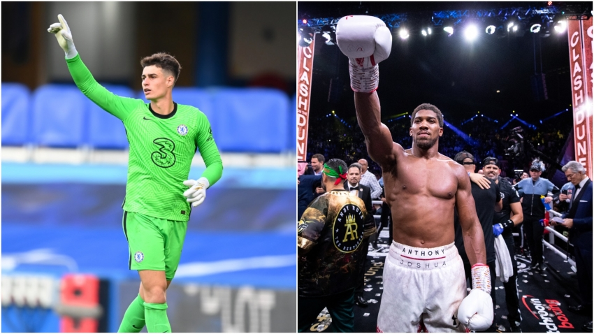 Kepa and De Gea could learn from Anthony Joshua - Southall
