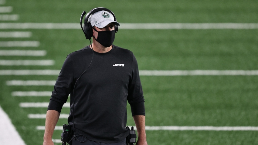 Gase insists 'fracturing is not an option' for winless Jets