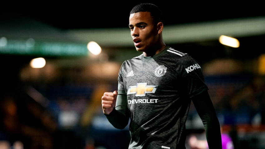 Greenwood must 'learn how to head the ball' to become number nine, says Solskjaer