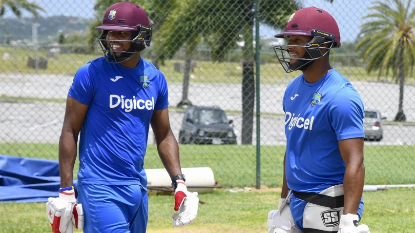 Shai, Kyle Hope to miss regional Super50 competition after testing positive for coronavirus