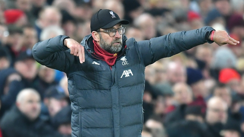 Liverpool boss Klopp hails 'one of the best' wins against Man Utd