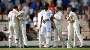 Chase's gutsy century in vain as England beat Windies