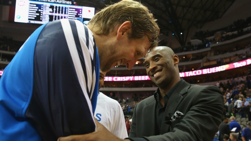 Kobe Bryant dead: 'You will always be loved' - Mavs great Nowitzki