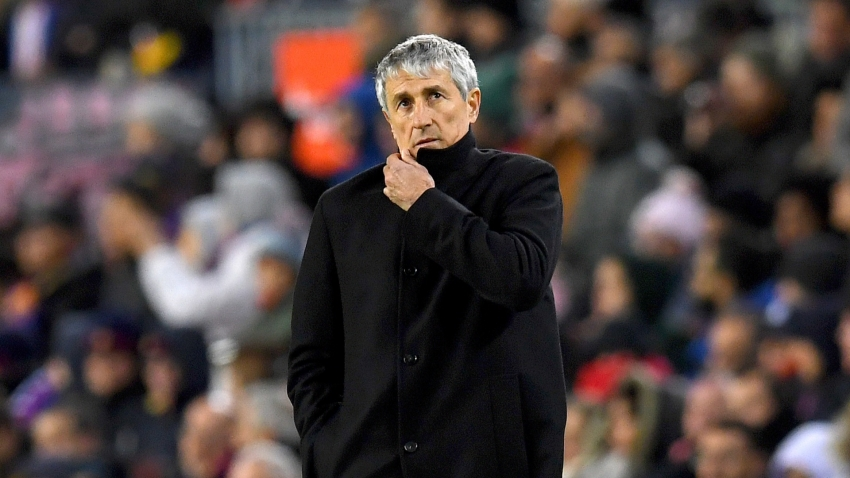 Setien wants ruthless streak from dominant Barcelona