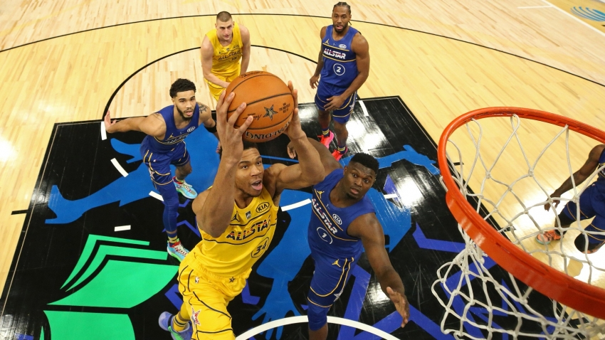 All-Star Game: Flawless MVP Giannis fuels Team LeBron past Team Durant