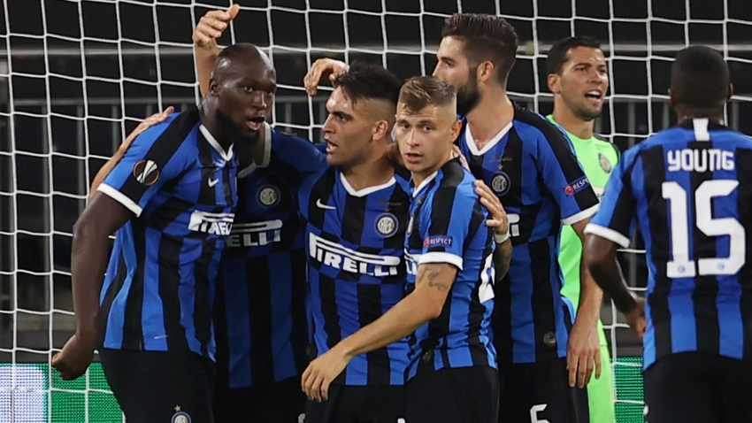 Lukaku wants Inter improvement after Europa League win