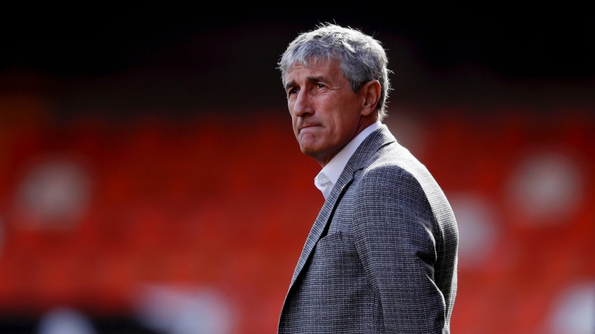 Setien working on communicating ideas to Barca after first defeat