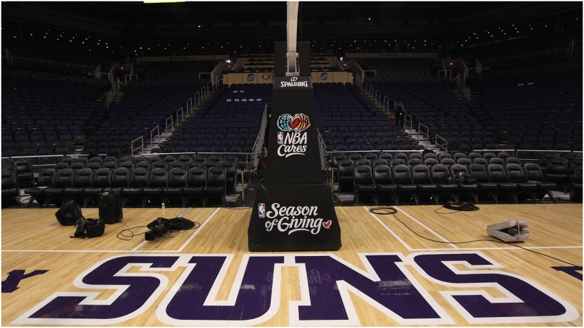 NBA postpones Hawks-Suns due to health and safety protocols