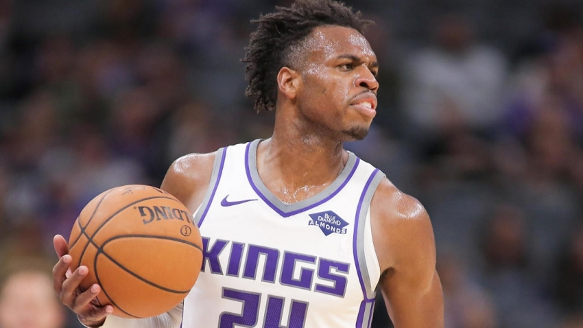 Is Buddy Hield's taking the correct approach in his wage dispute with the Sacramento Kings?
