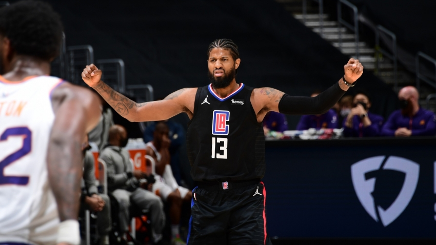Paul George puts up 33 against 'chirping' Suns: We appreciate the challenge