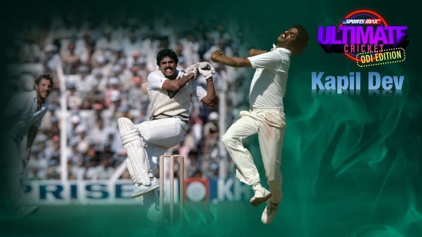 Ultimate XI ODI Profile: Kapil Dev