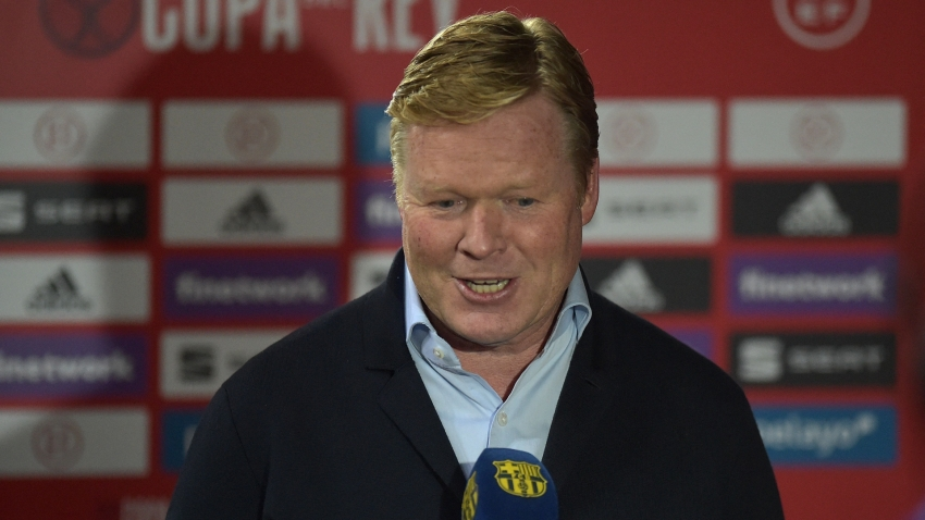 Koeman sets sights on LaLiga after securing maiden Barcelona title