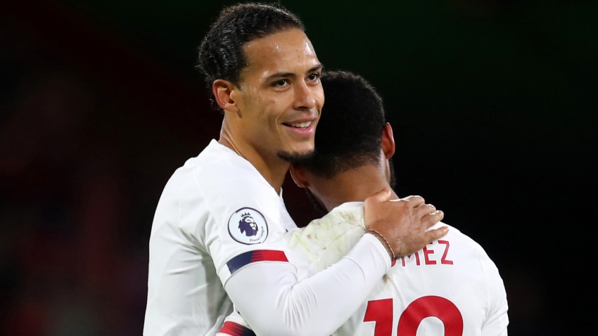 Van Dijk and Gomez can play 'sensationally well' together, says Klopp