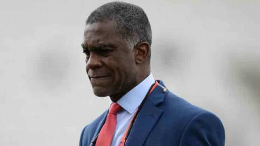 Michael Holding makes impassioned statement against racism