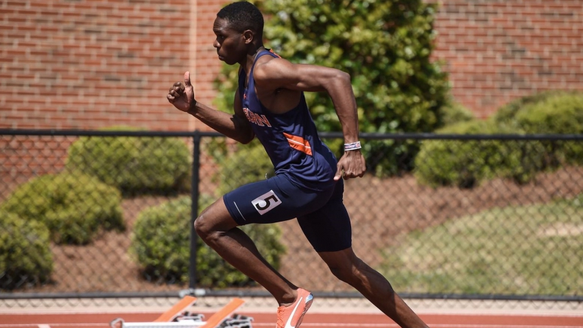 Nathon Allen clashes with Kirani James, focused on winning