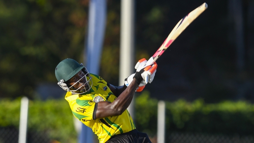 Rovman Powell century gives Scorpions win over Canada
