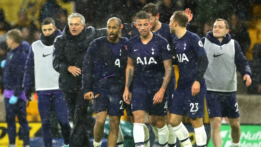 Spurs the team to avoid in Champions League last 16, says Mourinho