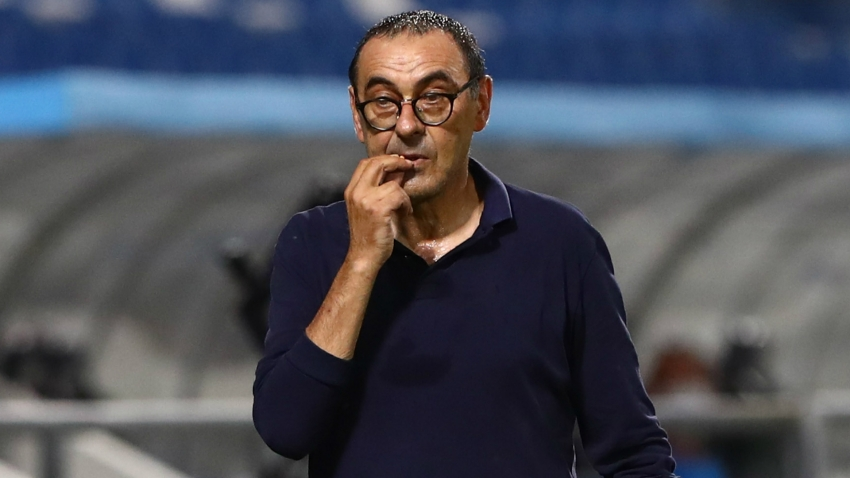 Sarri: My Juve job doesn't depend on Champions League progress