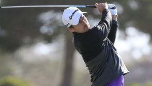 Taylor leads Pebble Beach Pro-Am, Mickelson 'drove it like a stallion'