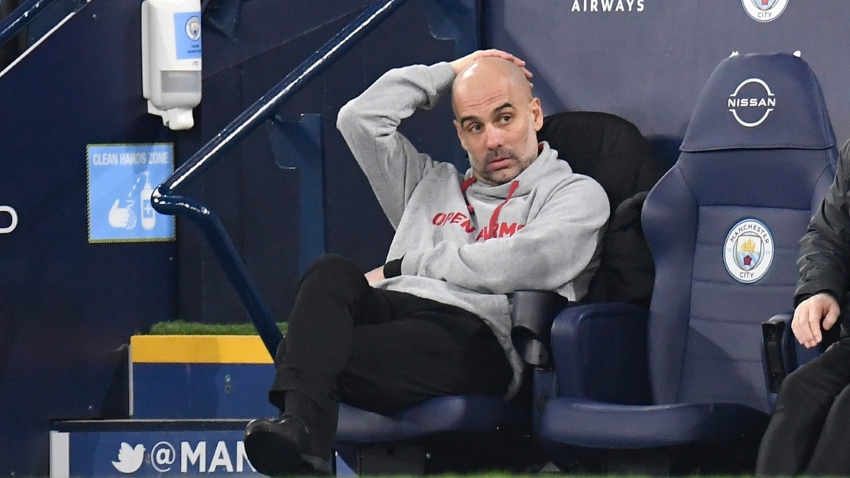 We'll take the plane or bus - Guardiola relaxed as Istanbul Champions League final is placed in flux