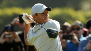 McIlroy moves into three-way tie for lead at Genesis Invitational
