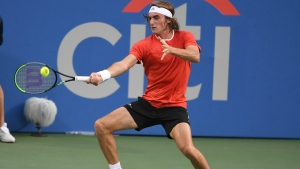 Tsitsipas rolls on at Citi Open, Cilic reaches quarters