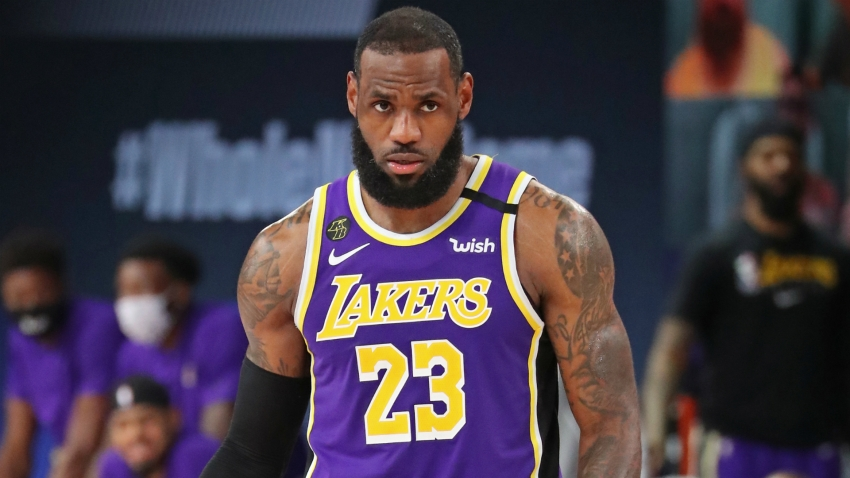 Lakers' Green expects LeBron to rest if NBA season starts in December