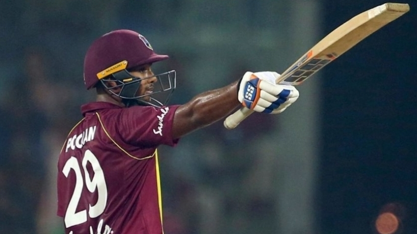 Former Aussie captain believes in Pooran talent despite 'slip up'