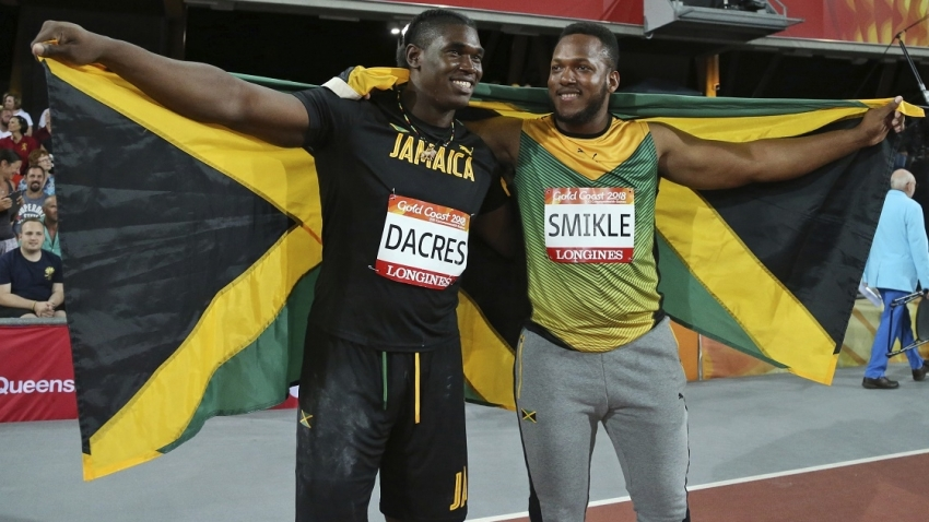 Smikle, Dacres want better ring for National Stadium, disappointed with distances