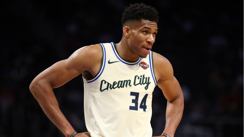 Giannis: Don't call me MVP until I'm an NBA champion