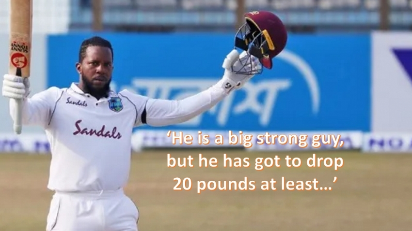 'Surprise package' Mayers could be genuine Windies all-rounder - buts needs to drop 20 pounds claims former WI fast bowler