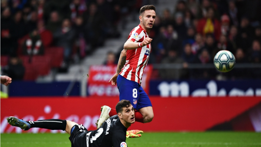 Atletico Madrid 2-0 Osasuna: Morata and Saul overcome Herrera heroics