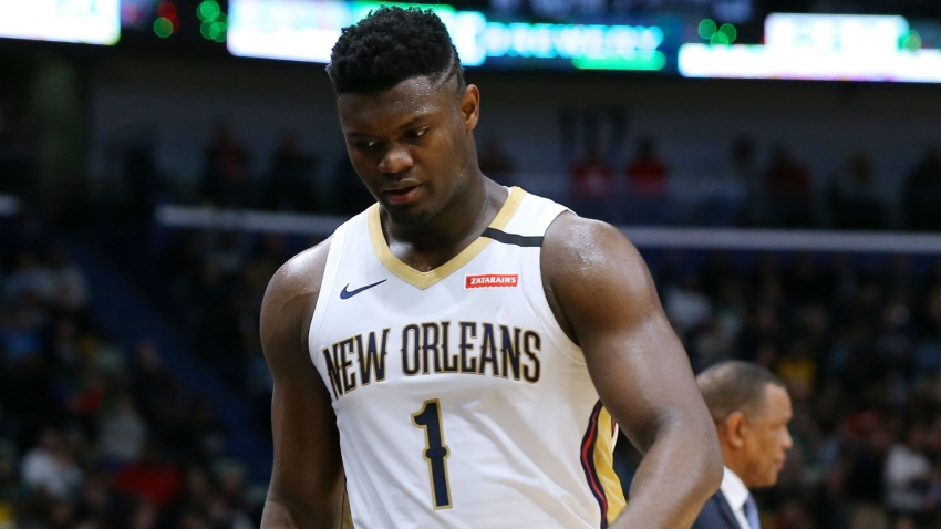 Coronavirus: Pelicans star Zion Williamson leaves NBA bubble for 'urgent family matter'
