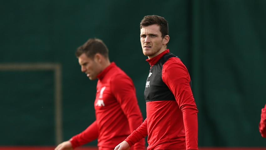 Liverpool defender Robertson feared Premier League return would not be possible