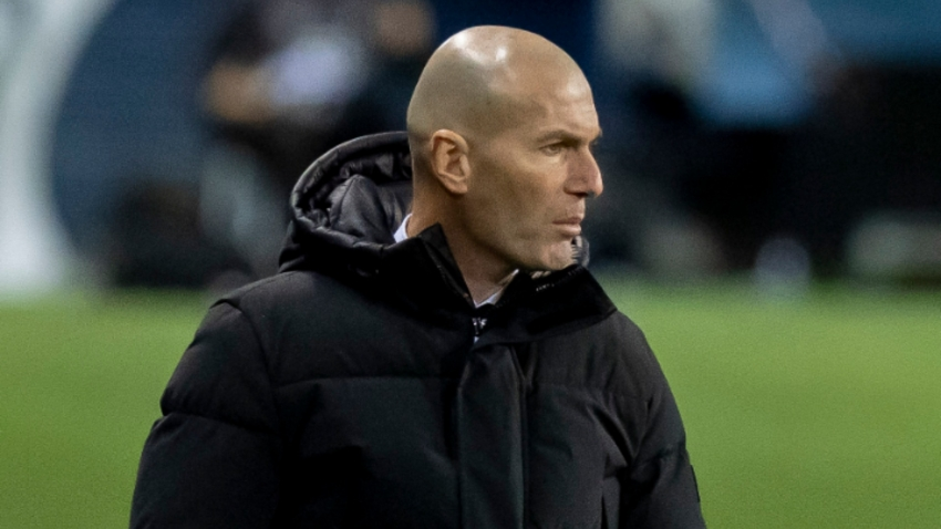 Zidane: No shame in Real Madrid's shock Copa del Rey loss