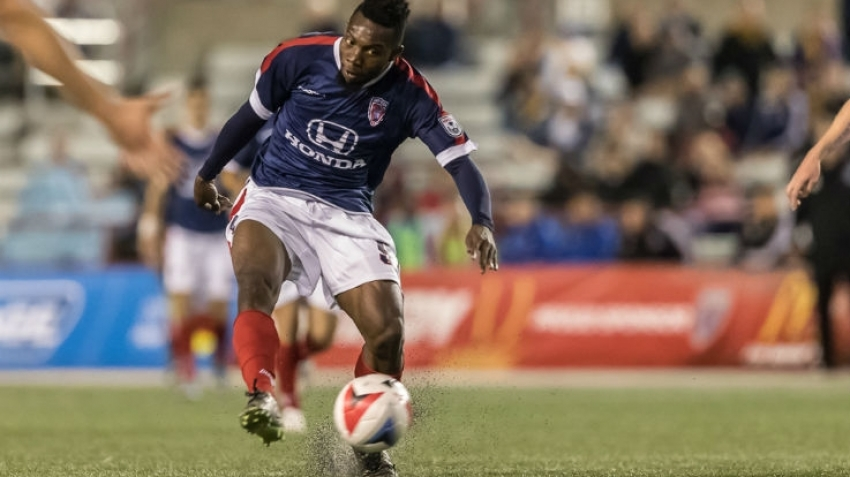 Jamaica international Gordon seals deal with USL club OKC Energy