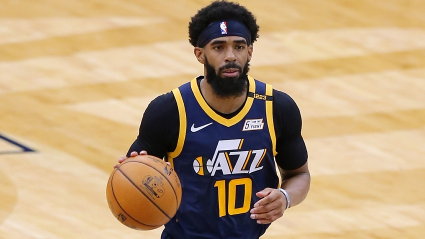Jazz's Conley earns first NBA All-Star selection after replacing injured Booker