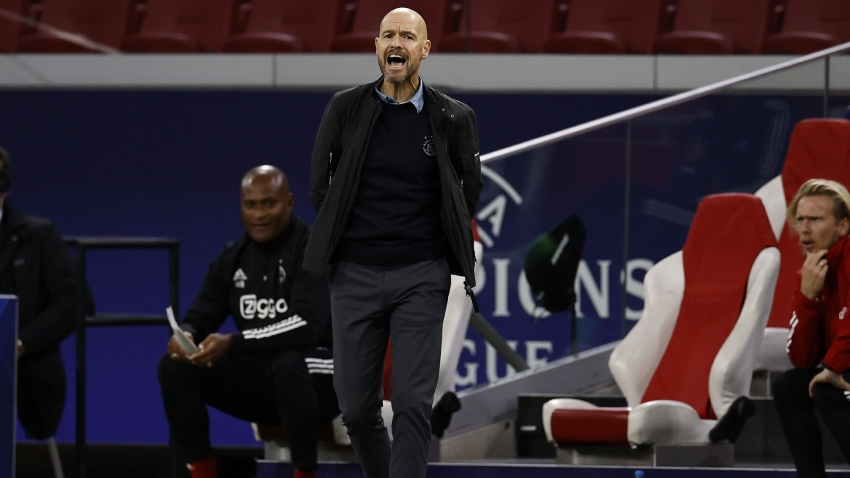 Liverpool were 'vulnerable' against Ajax, says Ten Hag