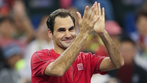 Spring in Federer's step as he makes winning start to bid for 10th Swiss title