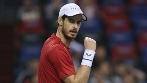 Murray set for Davis Cup return following European Open triumph