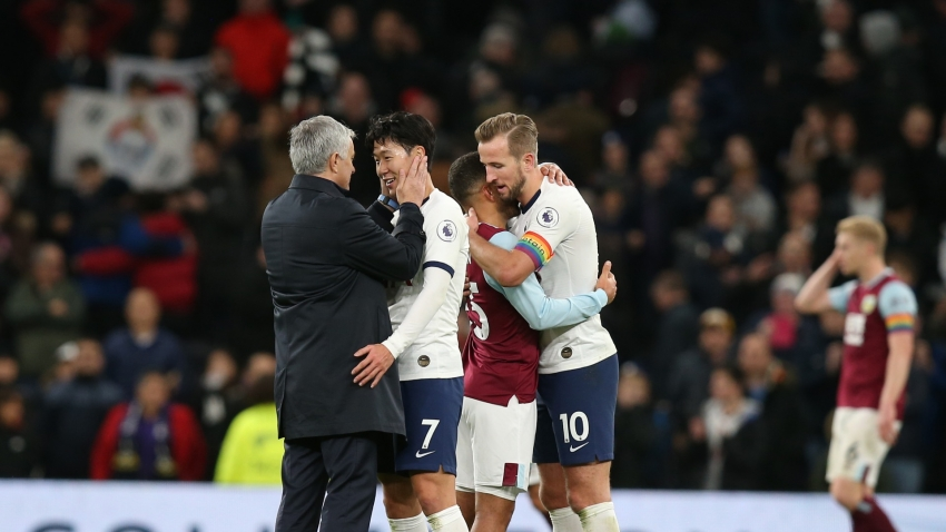 Kane and Son pay tribute to Mourinho, who won't take break after Spurs sacking